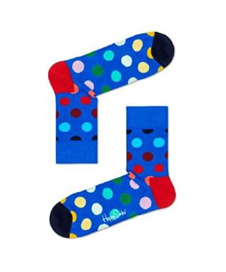FADED DOT 1/2 CREW SOCK