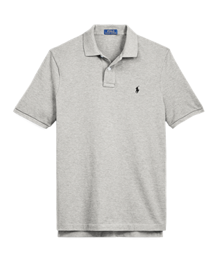 CLASSIC FIT S/S MESH POLO