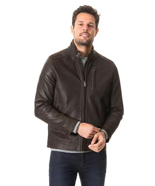 WESTHAVEN LEATHER JACKET