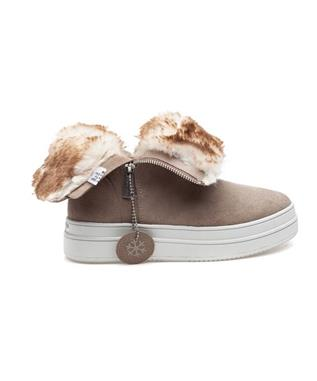 TRISTAN WP COZY DOUBLE ZIP SNEAKER