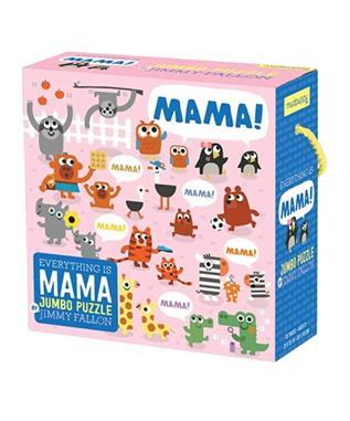 Mama Jumbo Puzzle