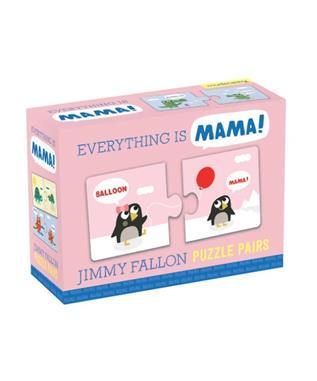 Mama Puzzle Pairs