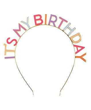 Its my birthday headband