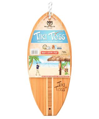 TIKI TOSS SURFBOARD
