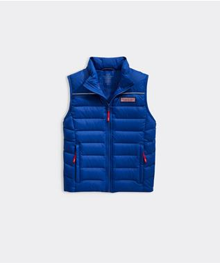 BOYS NOREASTER PUFFER VEST