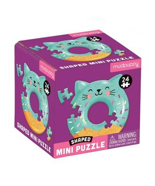 Mini Cat Donut Puzzle