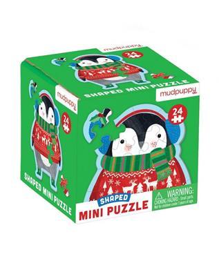 Mini Winter Penguin Puzzle