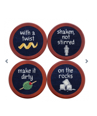 COCKTAIL ORDERS COASTERS