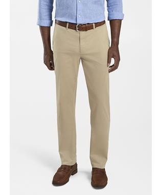 CROWN SOFT FLAT-FONT PANT