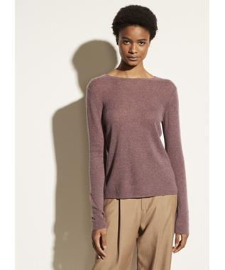 TRIMLESS PULLOVER