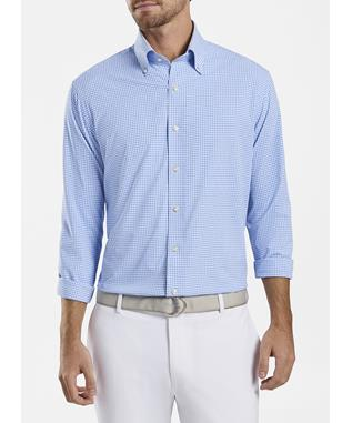 CARTER PERFORMANCE POPLIN SHIRT