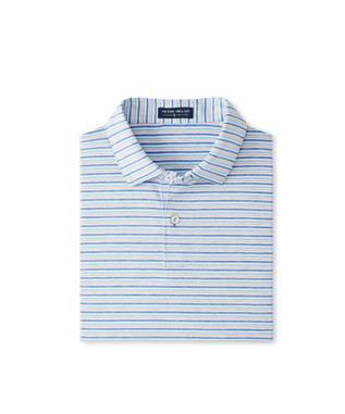 SOUL STRIPE PERFORMANCE POLO