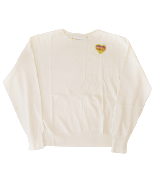 BOYFRIEND SWEATER COTTON CASHMERE