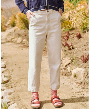 THE BUCKLE BACK TROUSER