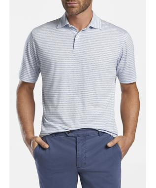 MARSEILLE SHORT-SLEEVE POLO