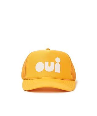 OUI TRUCKER HAT