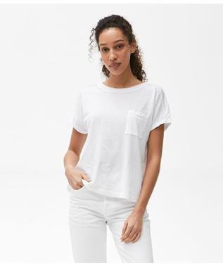 SHILOH EXTENDED SHOULDER POCKET TEE