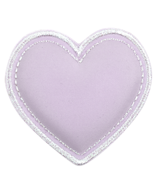 PUFFY HEART PATCH