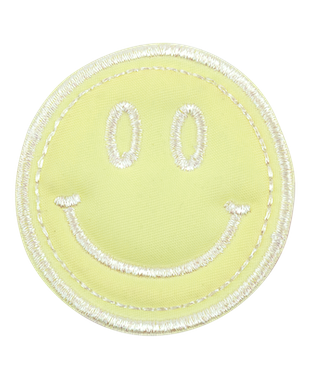 PUFFY SMILEY PATCH