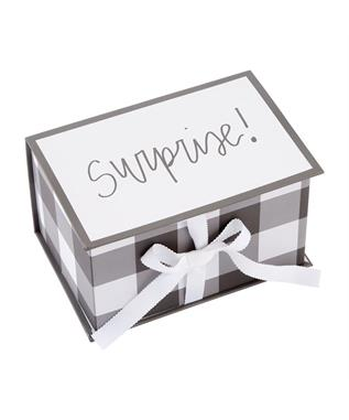 BABY ANNOUNCEMENT GIFT BOX