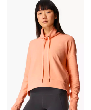HARMONIZE LUXE FLEECE SWEATSHIRT