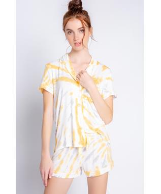 SUNBURST SHORT PJ