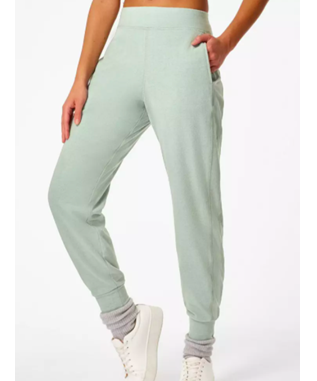 GARY LUXE FLEECE TROUSERS
