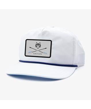 CROSSED ARROWS ROPE HAT