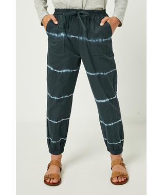 Girls Garment Tie-Dye Joggers