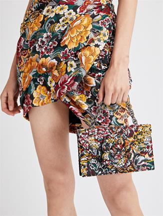 Floral Fil CoupÉ TRO Bag  Juniper Multi