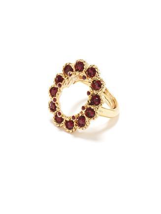 Stone Ring  Cayenne