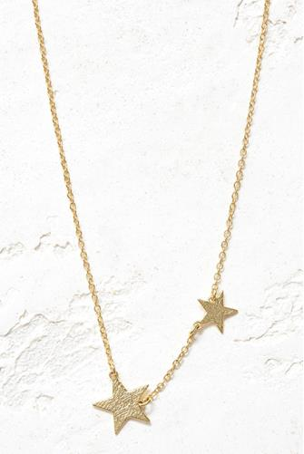 Super Star Necklace GOLD