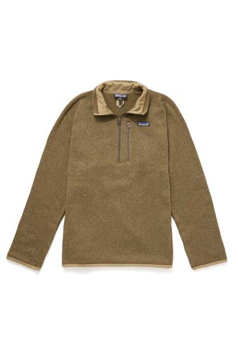 Better Sweater 1/4 Zip Pullover OLIVE