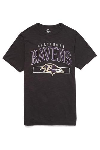 Baltimore Ravens Foundation Scrum Tee PURPLE