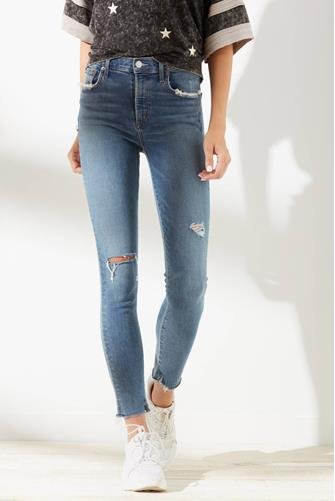 Sophie Skinny Ankle Jean in Pentacle LIGHT-DENIM--