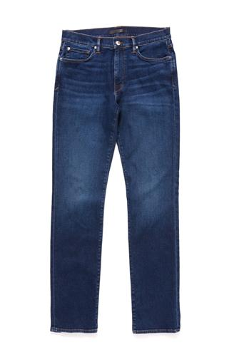 The Straight Leg Jean in Mahrez MEDIUM-DENIM