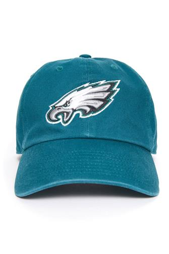Philadelphia Eagles Clean Up Hat GREEN