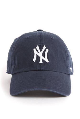 YANKEES 47 CLEAN UP HAT NAVY