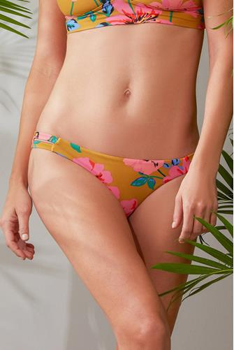 Beach Bazaar Lowrider Bikini Bottom MULTI
