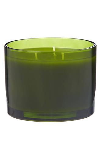 Frasier Fir 3-Wick Candle 17 oz. GREEN