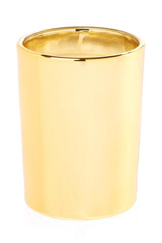 Frasier Fir Gold Votive Candle 2 oz. GOLD