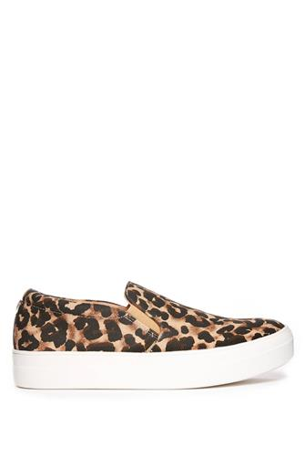 Gills Brown Leopard Sneaker BROWN-MULTI--