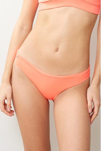 Coral Reef Sublime Reversible Bikini Bottom CORAL
