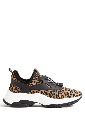 Leopard Myles Sneaker BROWN-MULTI--
