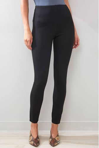 Lara Ponte Leggings BLACK