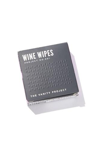 Wine Wipes BLACK