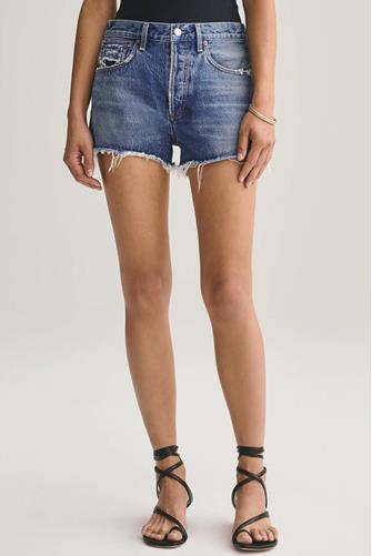 Parker Denim Cutoff Short in Low Key MEDIUM-DENIM