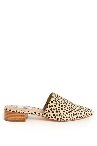 Cairo-L Cheetah Mule BROWN-MULTI--