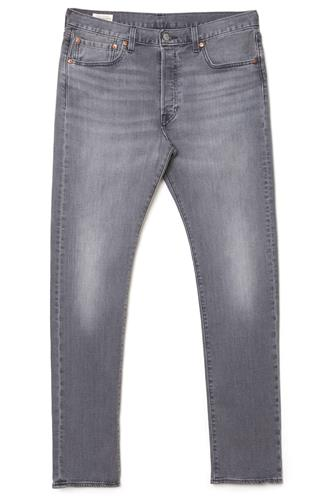 501 Original Jean in High Water GREY