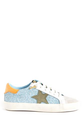 Nay Blue Sparkle Sneaker BLUE-MULTI--